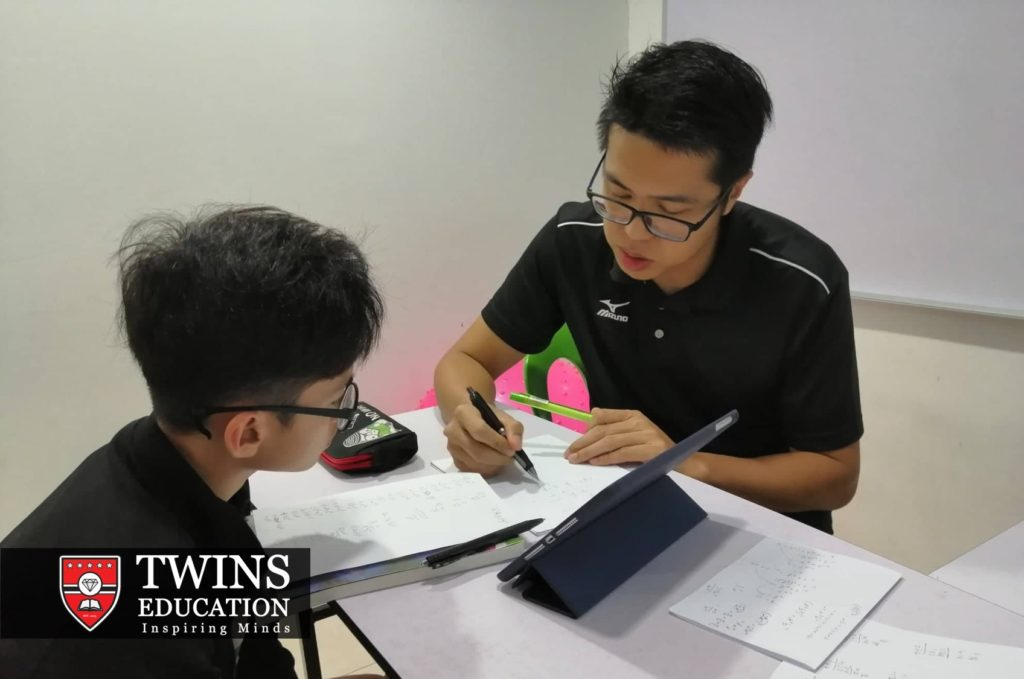 A student from Puchong, Ara Damansara and Petaling jaya PJ having tuition in this A-Level tuition centre in Malaysia with Mr Lee in their Subang Jaya USJ branch. They comprise students from private international school in Malaysia. He also take up online A-level tuition tutorial that we have at TWINS Education when he is in Kota Damansara.