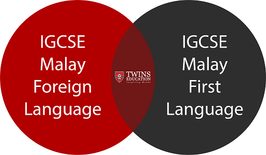 TWINS Education's IGCSE Malay BM tuition has two subjects they offer. The popular ones is the IGCSE Malay Foreign Language subject. Their IGCSE BM tutor will guide them thru scoring A* for their speaking, listening, writing and reading.
