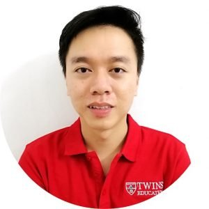 Mr Boon cheng is an IGCSE maths tutor who also give igcse maths tuition online in TWINS Education.